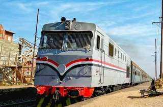 مواعيد القطارات المتجهة من القاهرة إلى المحافظات اليوم