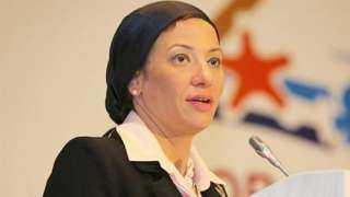 وزيرة البيئة تستعرض إجراءات مواجهة نوبات تلوث الهواء