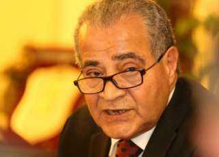وزير التموين يطمئن المواطنين: الاحتياطي الاستراتيجي من السلع الغذائية آمن