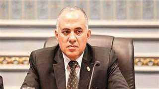 وزير الري يوجه بسرعة إنهاء اللائحة التنفيذية لقانون الموارد المائية